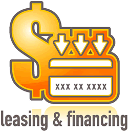 Financing & Leasing Available